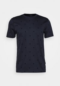 JOOP! - PANOS - Print T-shirt - dark blue - 4