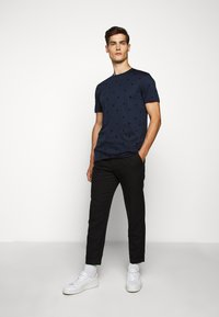 JOOP! - PANOS - Print T-shirt - dark blue - 1