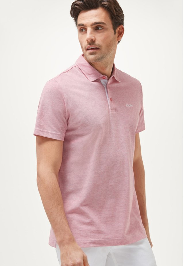PERCY - Poloshirts - medium red