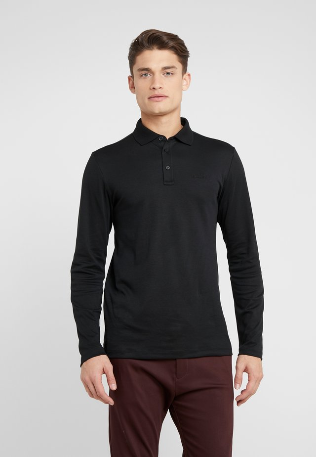 IWAN  - Polo - black