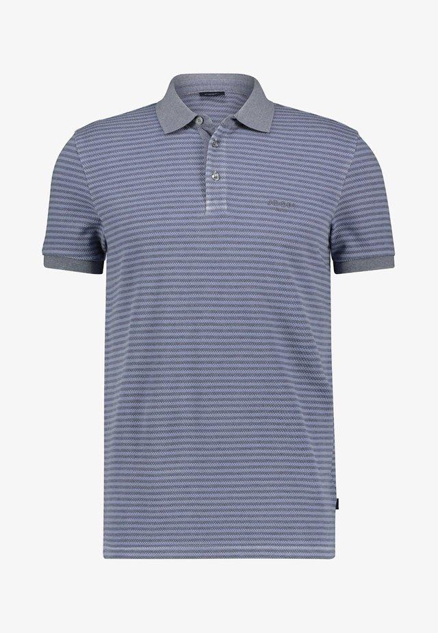 ACHILLES - Polo shirt - blue