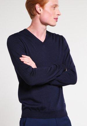 DAMIEN - Jumper - dunkelblau