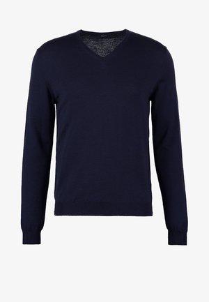 DAMIEN - Pullover - dunkelblau