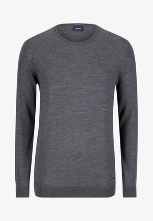 DENNY - Pullover - anthracite