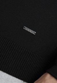 JOOP! - DONTE - Stickad tröja - black - 5