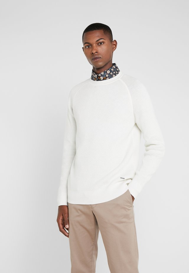 SAGE - Pullover - offwhite