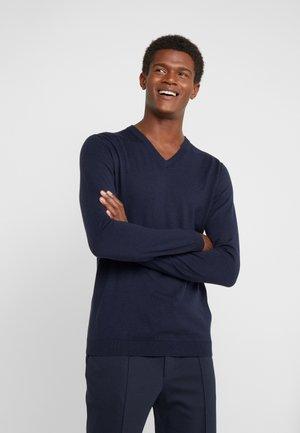 LEAS - Sweter - dark blue