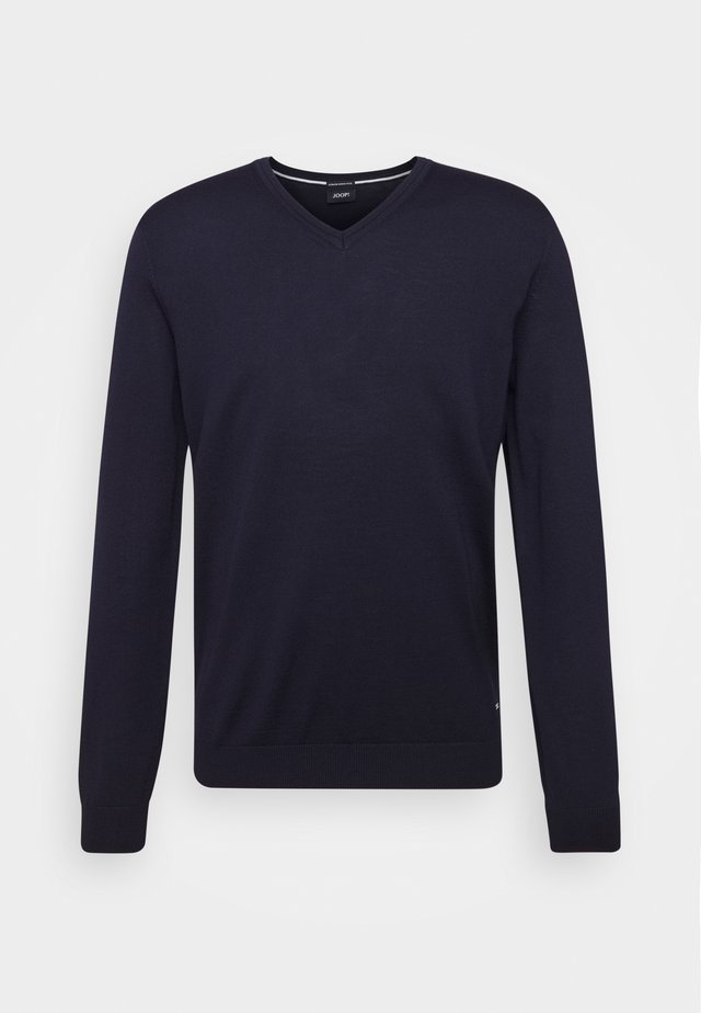 DAMIEN - Pullover - navy