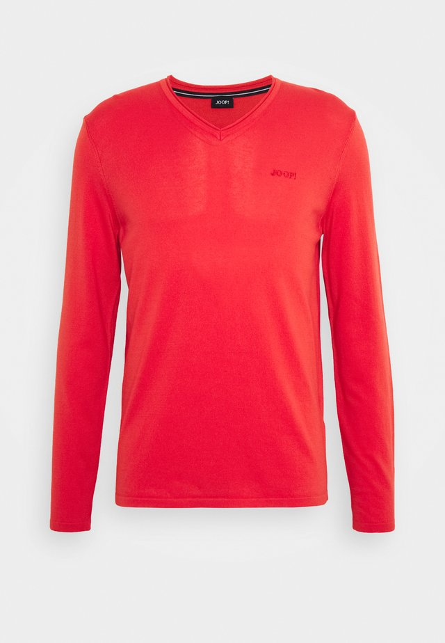 FAIK - Strickpullover - orange