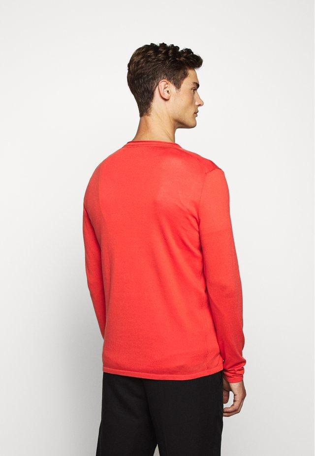 FAIK - Sweter - orange