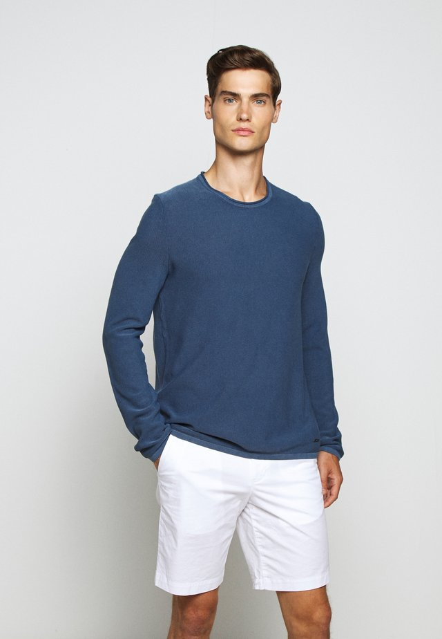 FERO - Pullover - pastel blue
