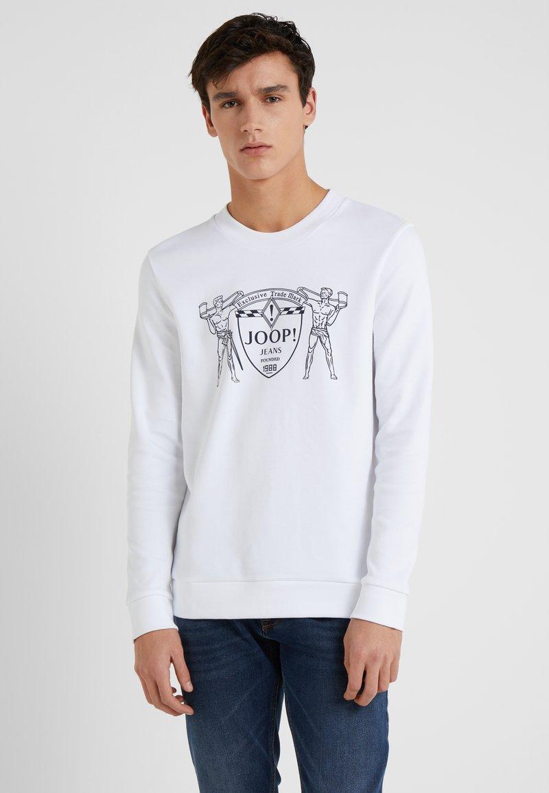 JOOP! Jeans - ALFRED - Collegepaita - white