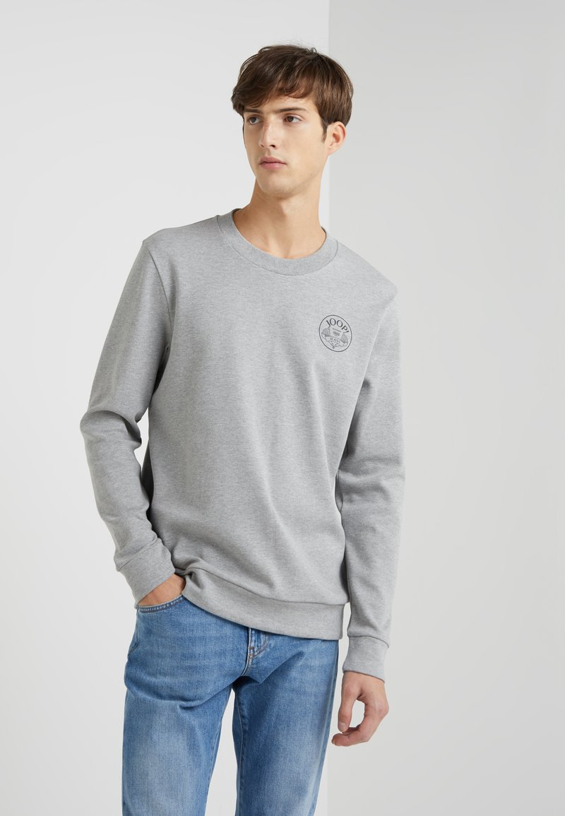 JOOP! Jeans - ALFRED - Bluzka z długim rękawem - grey
