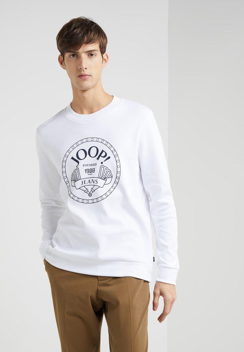 JOOP! Jeans - ALFRED - Long sleeved top - white