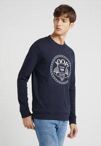 JOOP! Jeans - ALFRED - Pitkähihainen paita - navy - 0