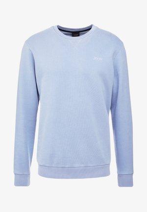 PALMIRO - Stickad tröja - hellblau
