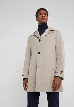 SIMON - Classic coat - beige