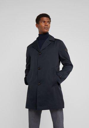 SIMON - Zimní kabát - navy