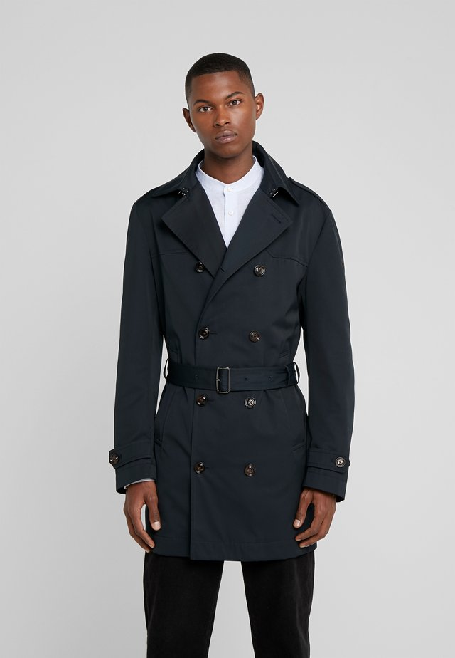 MEDOX - Trenchcoat - navy