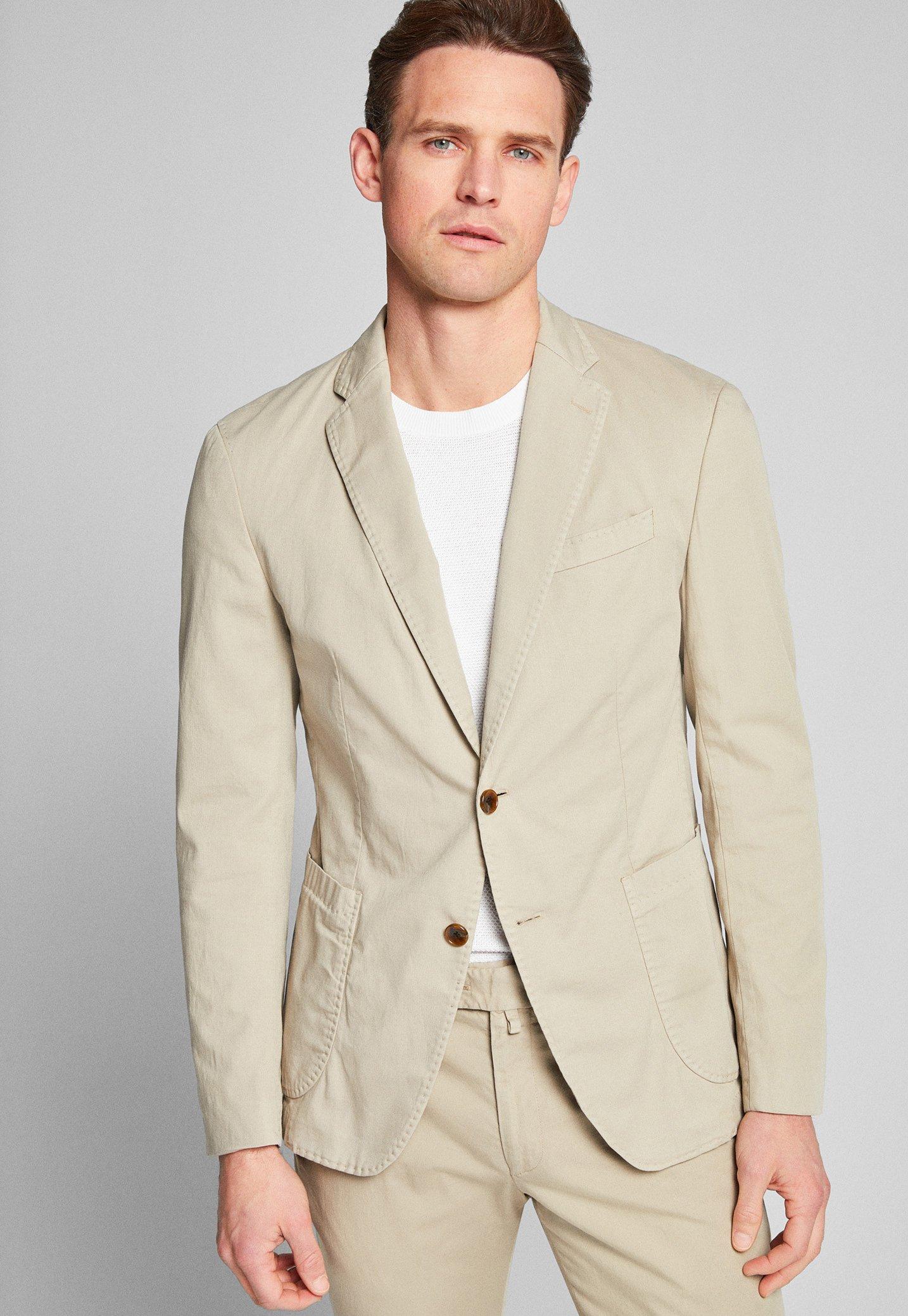 JOOP! HOVEREST - Blazer jacket - beige