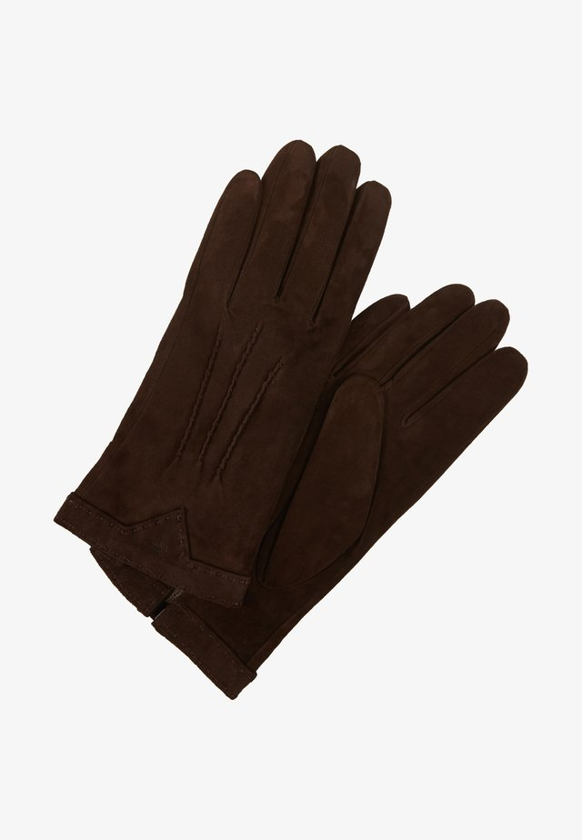 GLOVES - Sormikkaat - brown