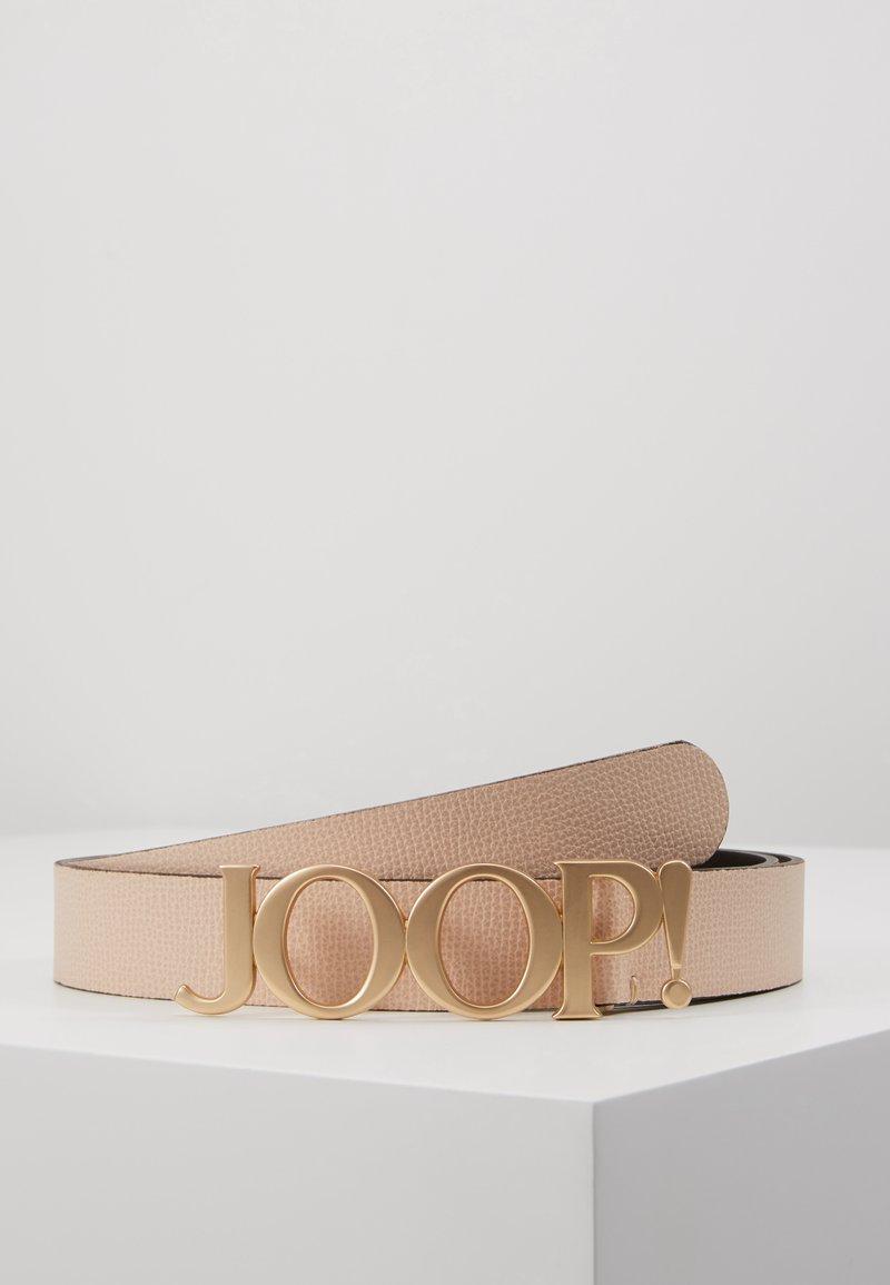 JOOP! - Pásek - nude