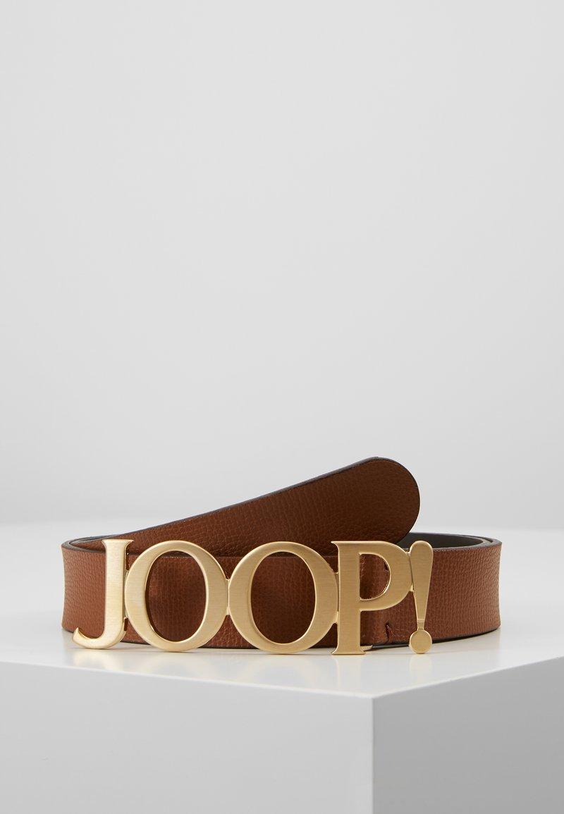 JOOP! - BELT - Belt - cognac