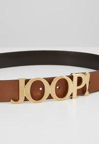 JOOP! - BELT - Riem - cognac - 4