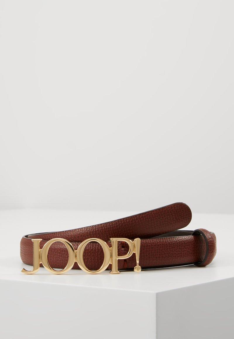 JOOP! - BELT - Pásek - brown