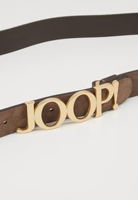 JOOP! - Pásek - taupe - 4