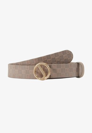 CIRCLE LOGO - Belt - grey