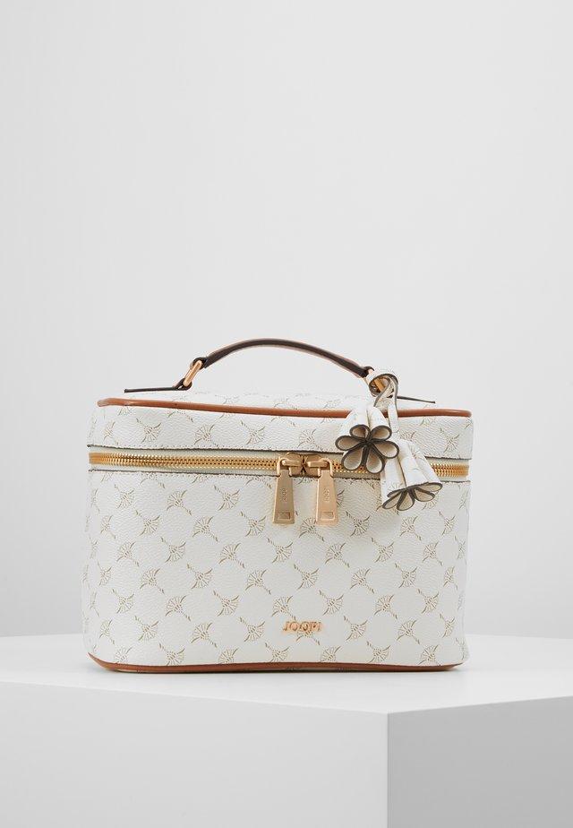 FLORA CORTINA  - Wash bag - offwhite