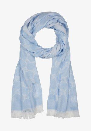 Scarf - pastel blue