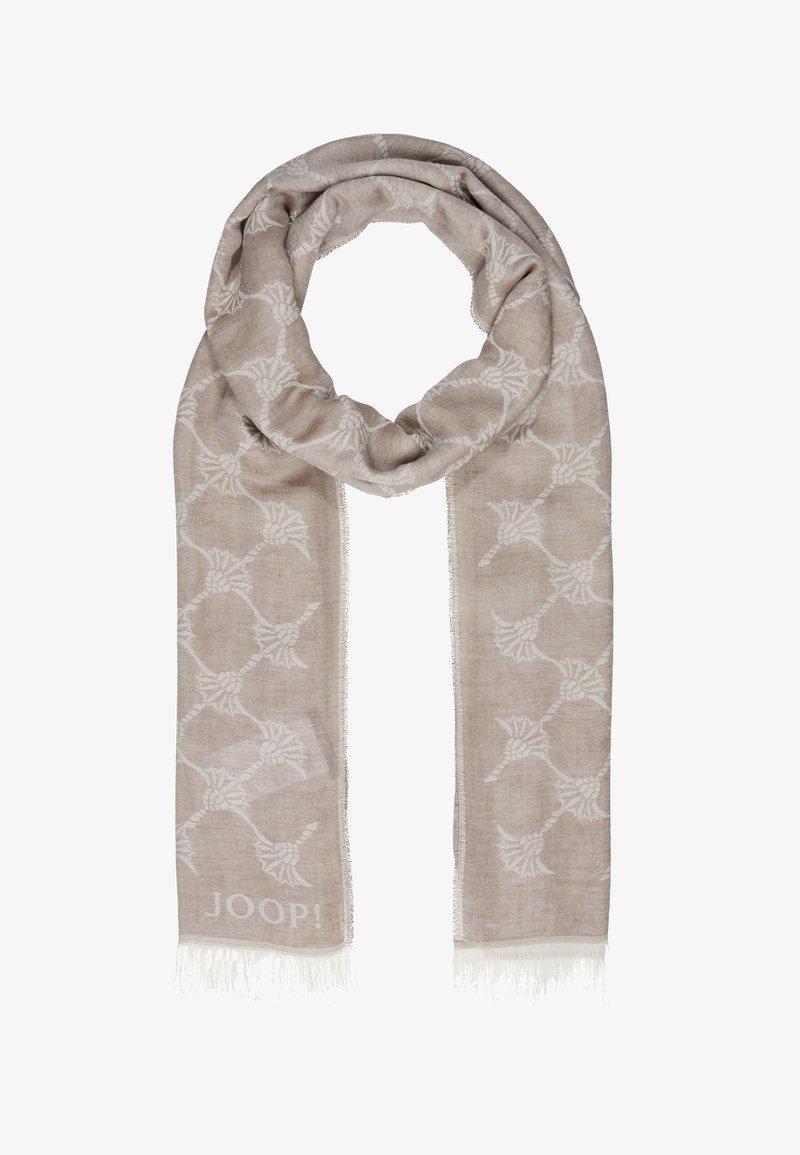 JOOP! - AGNES SCARF - Schal - beige