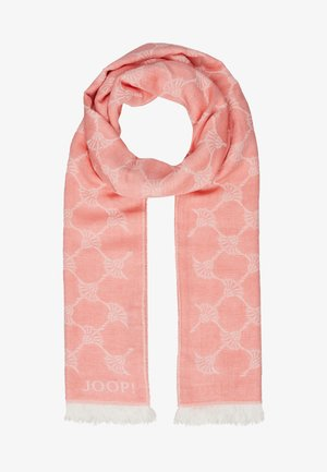 AGNES SCARF - Scarf - coral