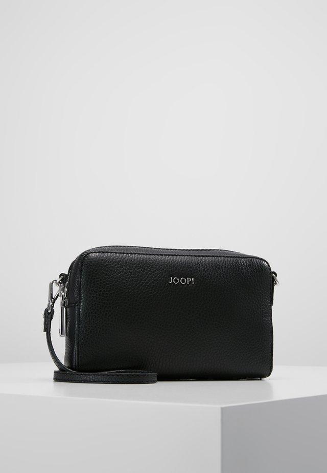 CHIARA CASTA  - Across body bag - black