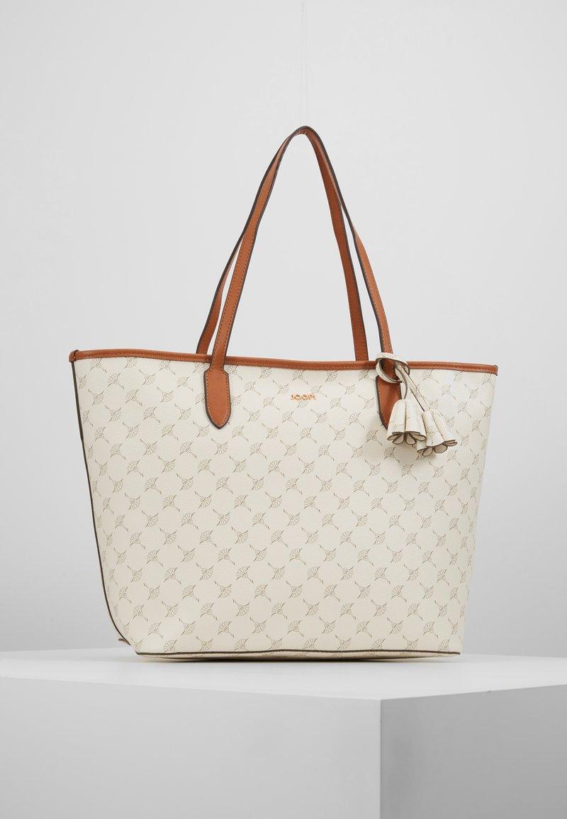JOOP! - CORTINA LARA SHOPPER - Handbag - off-white