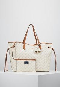 JOOP! - CORTINA LARA  - Bolso shopping - offwhite - 5