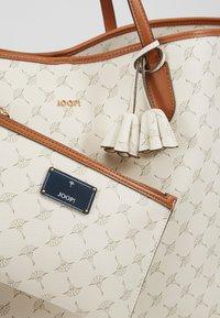 JOOP! - CORTINA LARA  - Bolso shopping - offwhite - 7