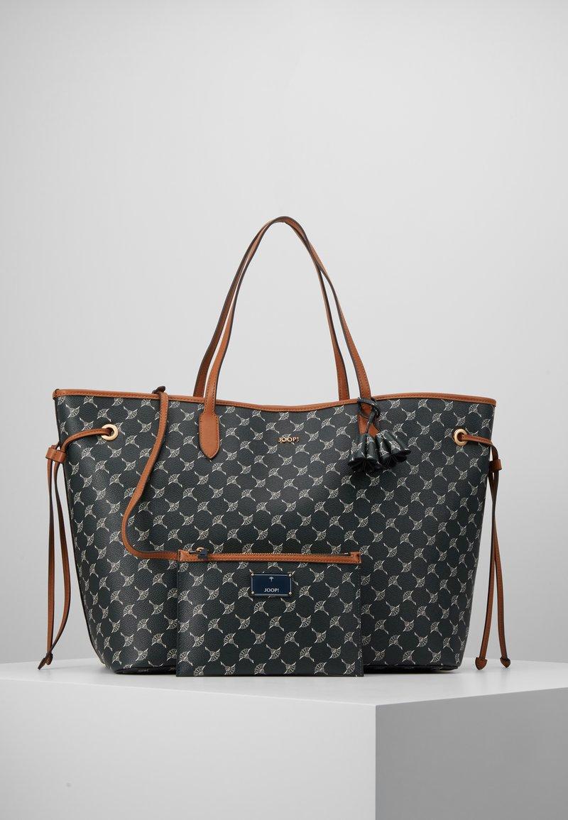 JOOP! - CORTINA LARA  - Shopping Bag - darkgreen