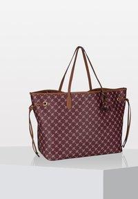 JOOP! - CORTINA LARA  - Shopping Bag - burgundy/brown - 0