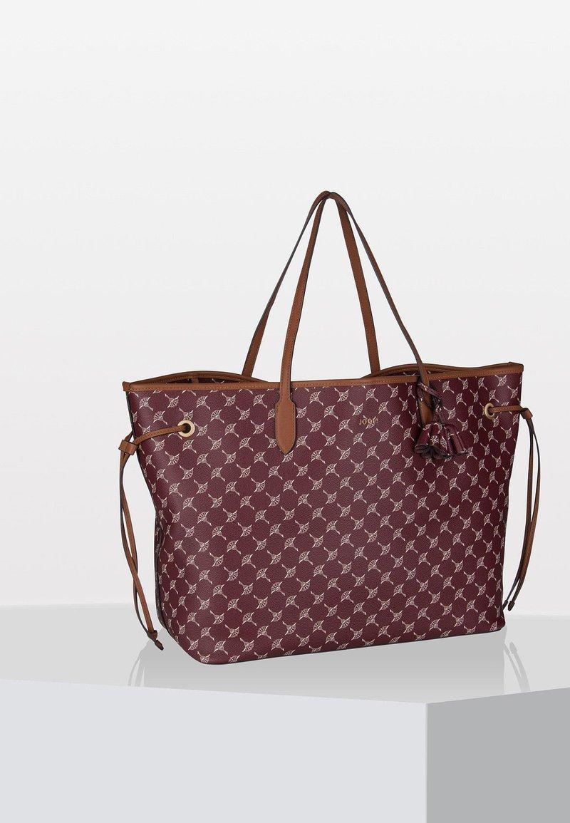 JOOP! - LARA CORTINA  - Shopping Bag - burgundy/brown