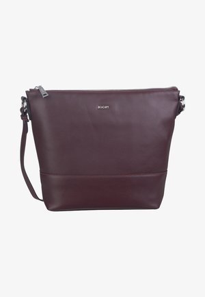 GRANELLA BLANCA  - Across body bag - burgundy