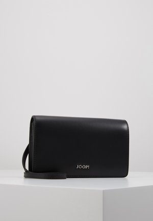 NAUSICA BRUNA SHOULDERBAG - Torba na ramię - black