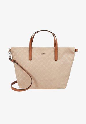 HELENA - Handbag - lattemacchiato