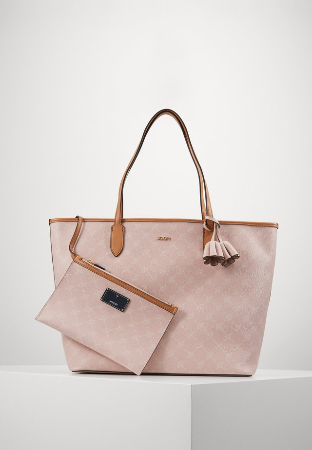 CORTINA LARA SET - Shopping bag - rose