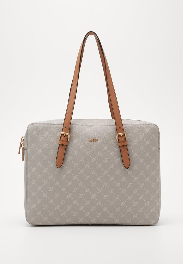 CORTINA HANNI BUSINESSSHOPPER - Briefcase - light grey