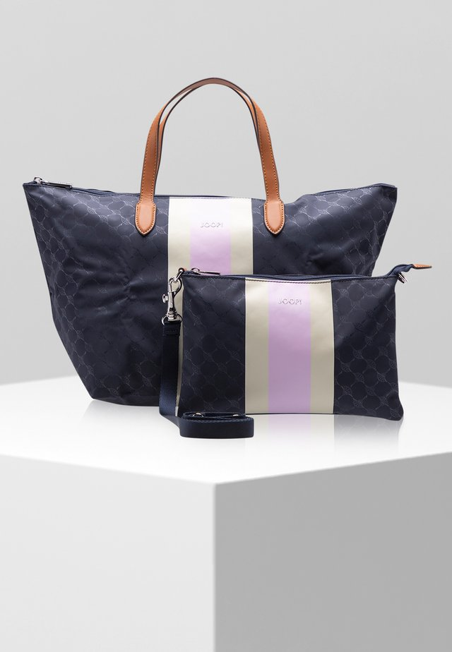 HELENA - Handbag - nightblue