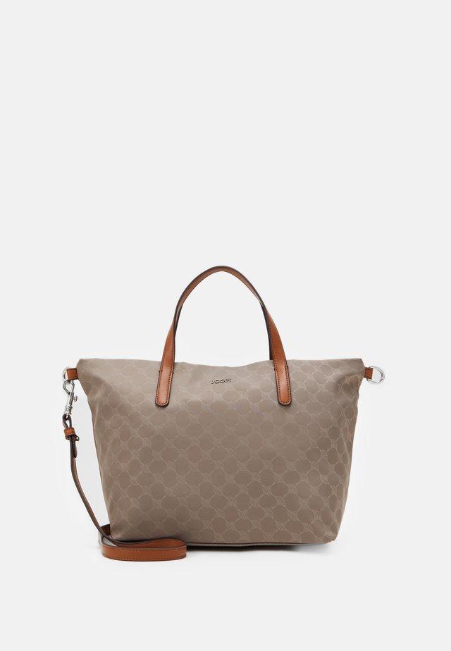 CORNFLOWER HELENA HANDBAG - Handbag - taupe