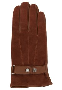 JOOP! - GLOVES - Fingervantar - brown - 1